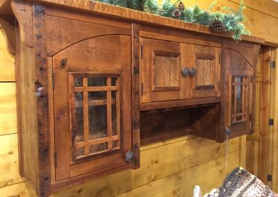 Old Wood Hutch
