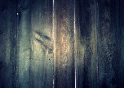 Reclaimed wood sample