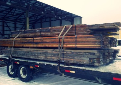 Antique timbers to go