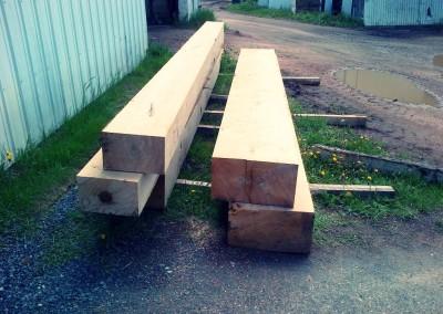 Top reclaimed wood