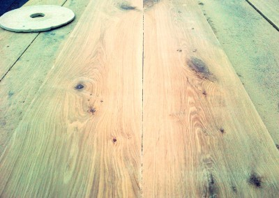 The beauty of good reclaimed wood