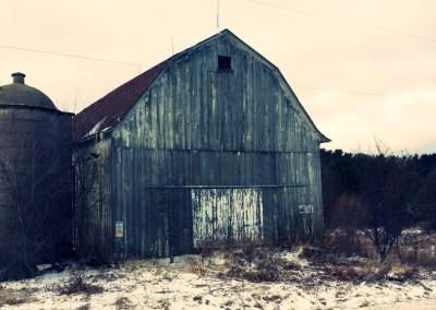 Old barn (Minneapolis)